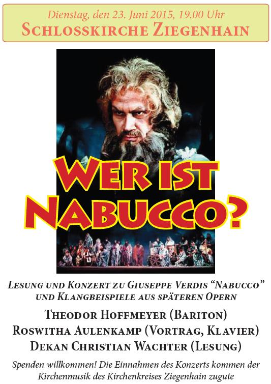 Wer ist Nabucco